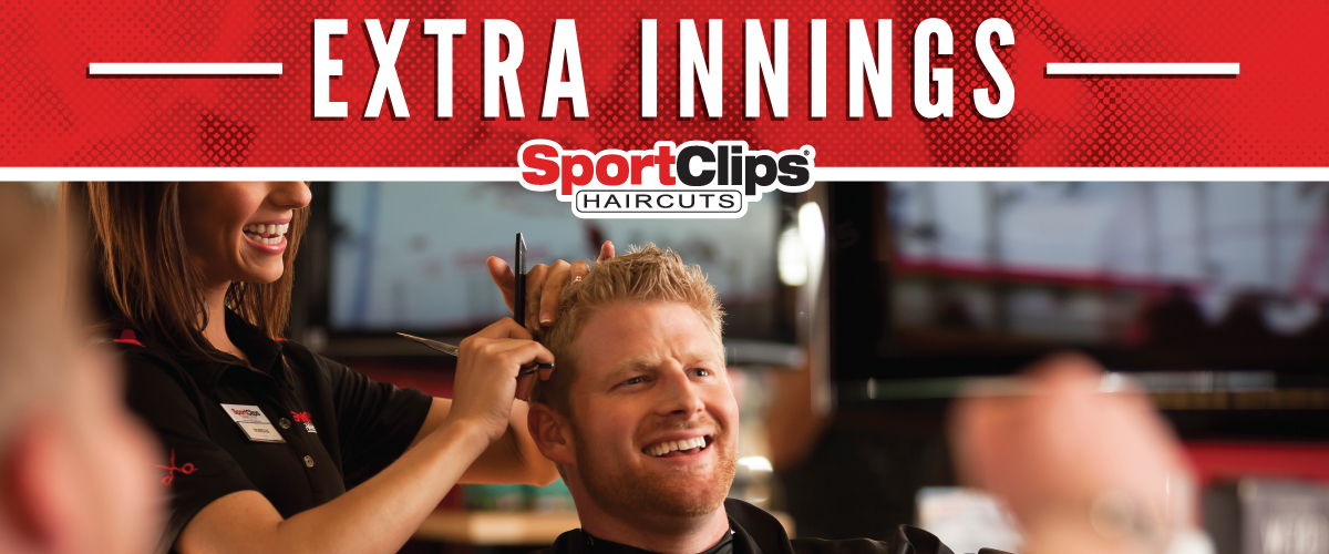 The Sport Clips Haircuts of Jacksonville - Pablo Creek  Extra Innings Offerings